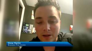 Brandon condo blaze leaves dozens without a home (01:59)