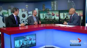 Alberta experts discuss why economic issues will matter in the federal election