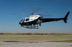 EPS' Air 1 helicopter marks 20 years flying over Edmonton (02:29)