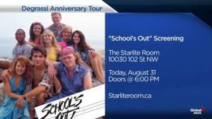 Degrassi Anniversary Tour comes to Edmonton
