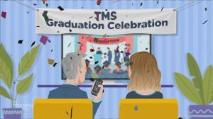 TMS Graduation Celebration: June 29, 2020