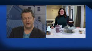 Lifestyle expert Taylor Kaye chats with Global News Morning (05:59)