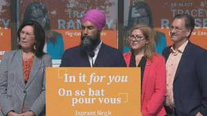 Federal Election 2019: Singh says Trudeau's office has reached out to talk about racist makeup incidents