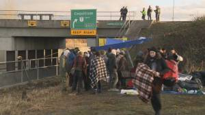 Protests cause more problems in Metro Vancouver