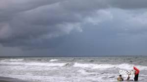 Florida on edge as Hurricane Dorian approaches