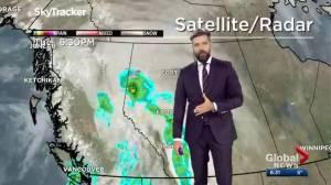 Edmonton weather forecast: Oct. 15