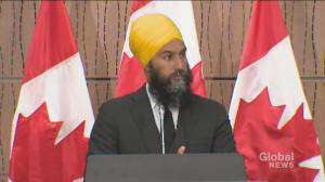 Singh says NDP will support Liberals COVID-19 spending bill despite not getting response on RCMP reforms