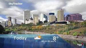 Edmonton's early morning weather forecast: Oct. 15