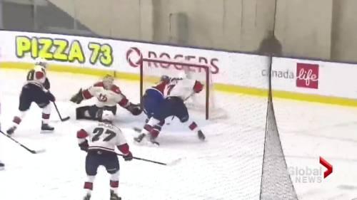 Rude awakening for Hurricanes in Game 1 of WHL season | Watch News Videos Online