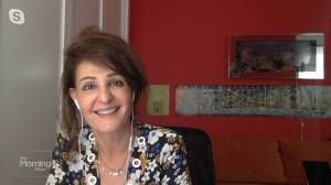 How actress Nia Vardalos is helping the fight against COVID-19