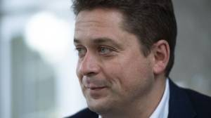 Scheer's leadership on the table during caucus meeting