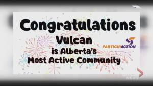 Vulcan, Alta. named one of Canada's most active communities (03:57)