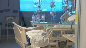 Saskatchewan sending 6 intensive care patients to Ontario as ICU challenges continue (01:48)