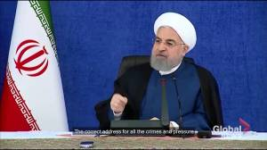 Iran accuses U.S. of 'savagery' amid recent sanctions