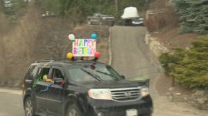 West Kelowna birthday car parades cancelled