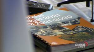 Plante unveils 2021 budget to bolster Montreal's economy (02:11)