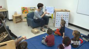 Early childhood educator in Lethbridge recognized with prestigious award (01:48)