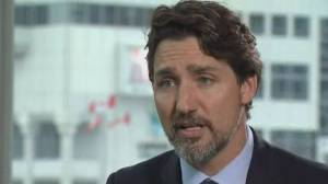 Trudeau wants compensation, justice for Canadians on Flight 752