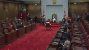 Throne speech focuses on pandemic fight, recovery (05:11)