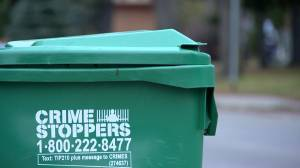 Curbside garbage and organics program pros and cons. (01:50)