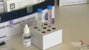 Clarington man advocates for COVID-19 rapid testing for local businesses (02:07)