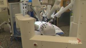 Robotics being used to surgical precision at Halifax QEII hospital