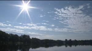 Peterborough Regional Weather Forecast May 31 (02:10)
