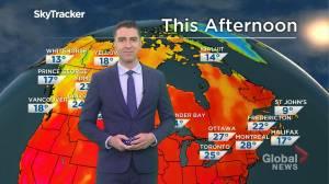 Saskatchewan weather outlook: July 16