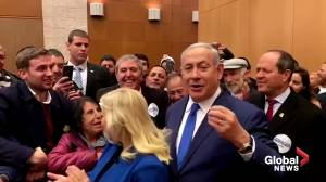 Netanyahu faces party leadership challenge ahead of March election