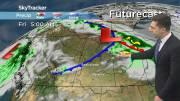 Play video: Hot end to the week: June 3 Saskatchewan weather outlook