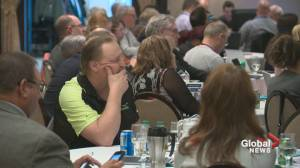 Frustration at meeting of Alberta's urban municipalities