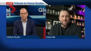 Juno-winner Johnny Reid writes tribute for Nova Scotia victims (04:27)