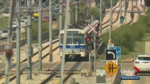 Feds commit $400M for Capital Line LRT expansion into southwest Edmonton (01:20)
