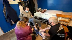 N.B. makes appeal for specialized rehabilitation equipment (02:02)
