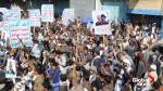 Yemenis denounce killing of Iranian general