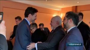 Trudeau facing criticism after meeting with Iran foreign minister