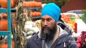 Federal Election 2019: Singh reaffirms opposition to Trans Mountain pipeline