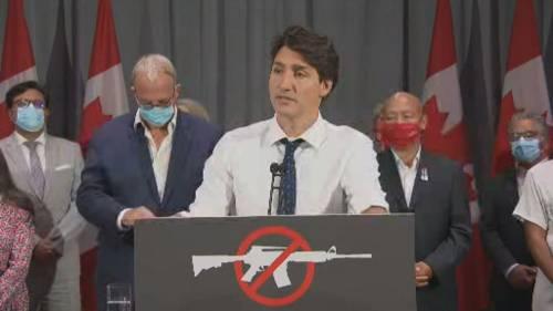 Questions about Saini's departure follow Trudeau on campaign trail