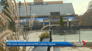 Amazon production halted at Mel Lastman Square over sensitivity issues