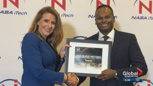 Edmonton tech company wins NASA iTech competition