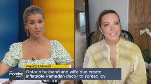 What's Brewing? 2021 Ramadan decor & Selena's biggest little fan (04:52)