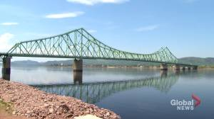 Northern New Brunswick cross-border economy strained over Quebec travel restrictions