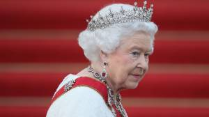 Queen not amused about Harry and Meghan's plans to step back (02:06)