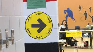 Atlantic Canadians cast their ballots
