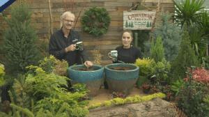 GardenWorks: Outdoor Winter Planter