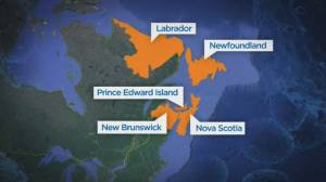 Provinces not on the same page when it comes to re-opening plans (01:41)