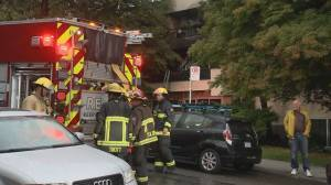 Fire rips through Kitsilano apartment building