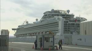 Canadians leave quarantined Diamond Princess cruise ship