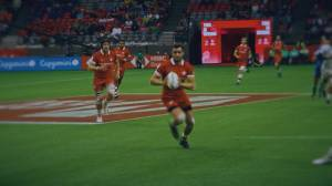 Canada Sevens rugby tournament comes to Alberta (03:15)