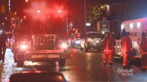 Shooting in Toronto's east end injures 2 teens